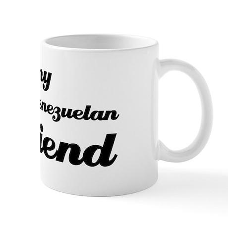 I love my Venezuelan Girlfriend Mug
