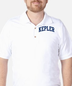 KEPLER design (blue) T-Shirt