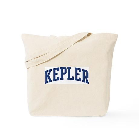 KEPLER design (blue) Tote Bag