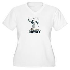 Hit That Rowdy T-Shirt