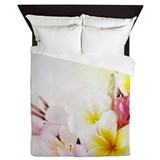 Floral Luxe Full/Queen Duvet Cover