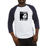 Obama 2008: Obama O eight Baseball Jersey