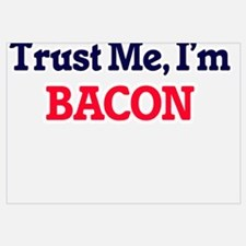 Cool I heart bacon Wall Art