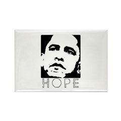 Barack Obama Rectangle Magnet (100 pack)