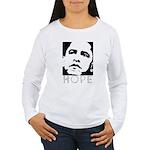 Barack Obama Women's Long Sleeve T-Shirt