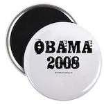 Vintage Obama 2008 Magnet