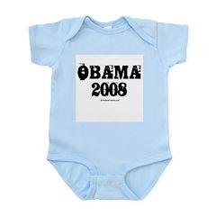 Vintage Obama 2008 Infant Bodysuit