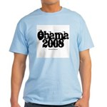 Vintage Obama 2008 Light T-Shirt