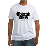 Vintage Obama 2008 Fitted T-Shirt