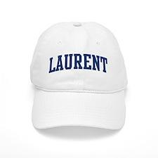 LAURENT design (blue) Baseball Cap
