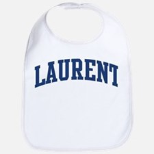 LAURENT design (blue) Bib