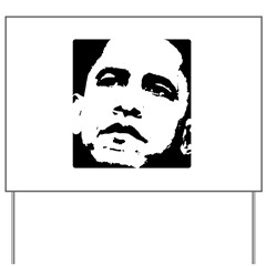 Obama 2008 Yard Sign
