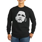 Obama 2008 Long Sleeve Dark T-Shirt