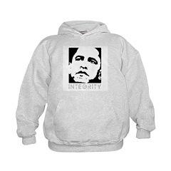Obama 2008: Integrity Kids Hoodie