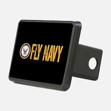 U.S. Navy: Fly Navy (Black Hitch Cover