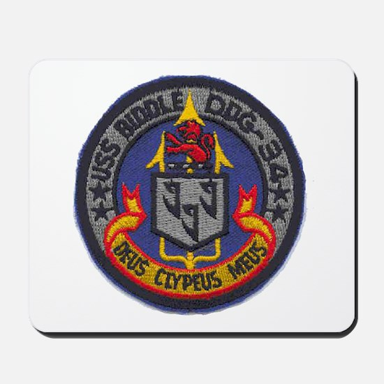 USS BIDDLE Mousepad