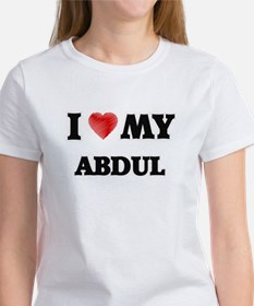 I love my Abdul T-Shirt