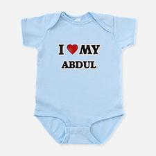 I love my Abdul Body Suit