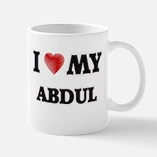 I love my Abdul Mugs