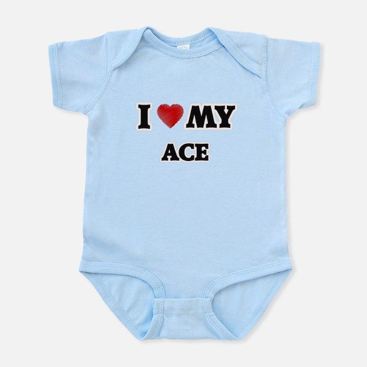 I love my Ace Body Suit