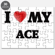 I love my Ace Puzzle