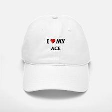 I love my Ace Baseball Baseball Cap