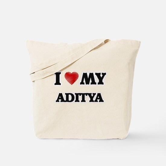 I love my Aditya Tote Bag