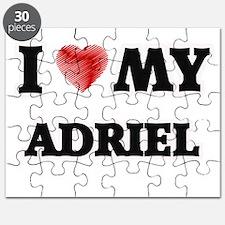 I love my Adriel Puzzle