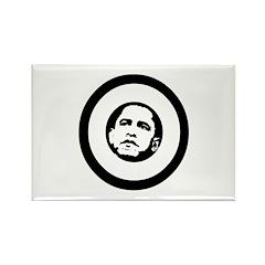 Obama 2008: O Rectangle Magnet (100 pack)
