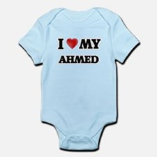I love my Ahmed Body Suit