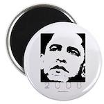 Obama 2008: 2 0 0 8 Magnet