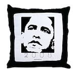 Obama 2008: 2 0 0 8 Throw Pillow