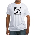 Obama 2008: 2 0 0 8 Fitted T-Shirt