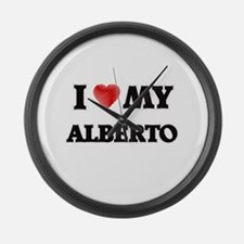 I love my Alberto Large Wall Clock