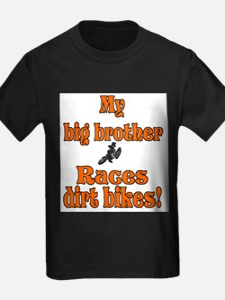 Big brother races KTM T-Shirt