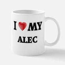 I love my Alec Mugs