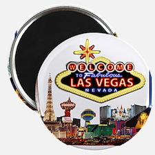 Vegas Nite Lites Magnets