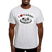 I Love Carbs! T-Shirt
