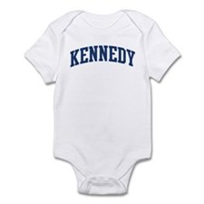KENNEDY design (blue) Infant Bodysuit