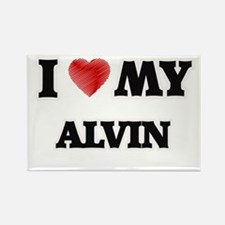 I love my Alvin Magnets