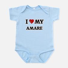 I love my Amare Body Suit