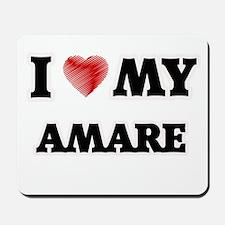 I love my Amare Mousepad