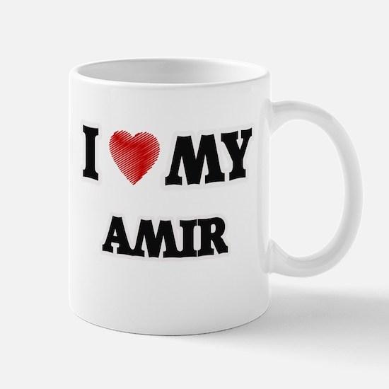 I love my Amir Mugs