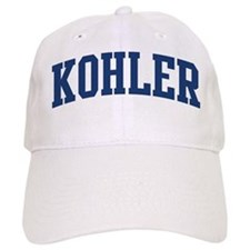 KOHLER design (blue) Baseball Cap