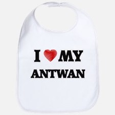 I love my Antwan Bib