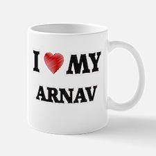 I love my Arnav Mugs