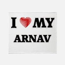 I love my Arnav Throw Blanket