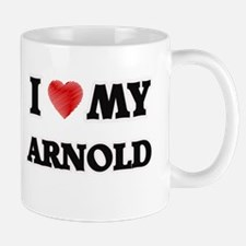 I love my Arnold Mugs