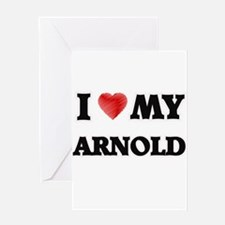 I love my Arnold Greeting Cards