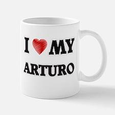 I love my Arturo Mugs